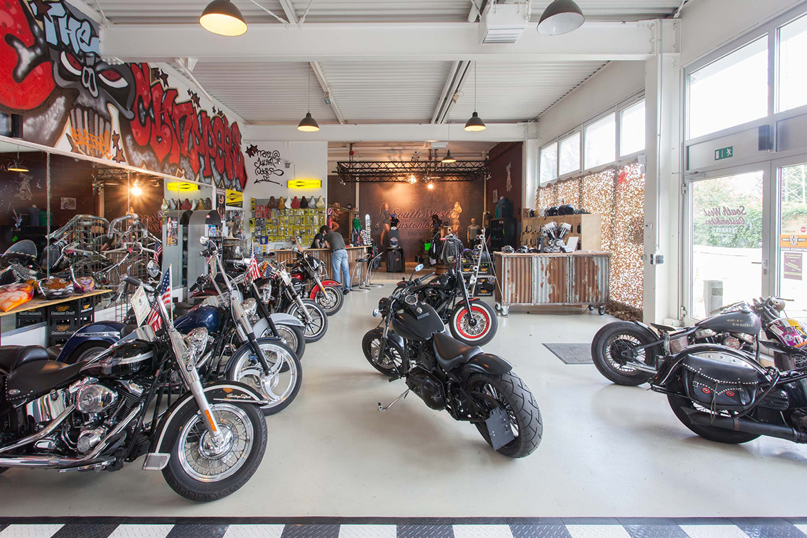 South West Custombikes GmbH