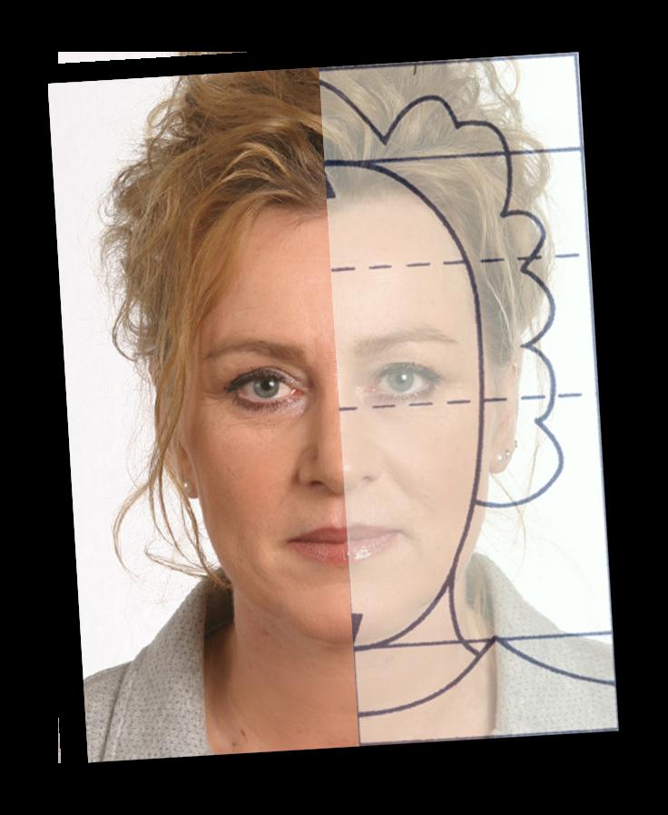 Biometrisches Passbild